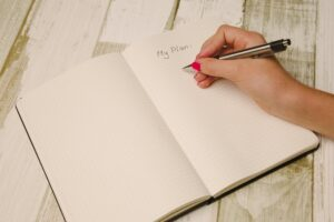 to achieve a goal: why writers write