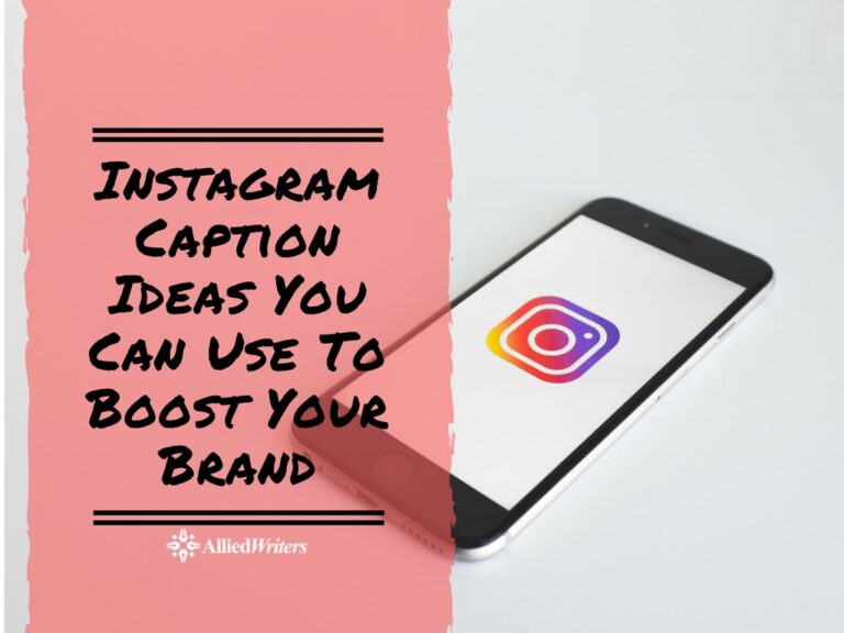 Instagram caption ideas you can use to boost your brand